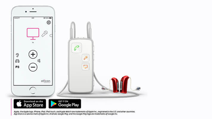 App Hearing aid